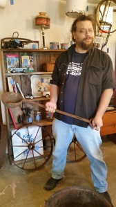 Nathaniel found the Ladle of War!