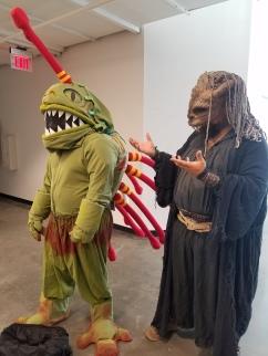 Custom King MrrglMrrgl costume